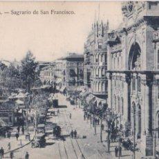 Postales: P- 4198. POSTAL DE VALENCIA. SAGRARIO DE SAN FRANCISCO. Nº20. . Lote 54600899