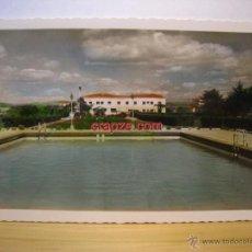 Postales: BENICARLO: PISCINA DEL ALBERGUE - POSTAL ORIGINAL 2. Lote 54631060