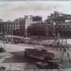 Postales: VALENCIA, ESTACION DEL NORTE Y PLAZA DE TOROS. EDITOR JDP. Lote 54865471