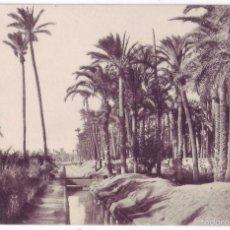 Postales: ELCHE (ALICANTE): RIEGO DE LEVANTE. L. ROISIN. NO CIRCULADA (AÑOS 20). Lote 55172221