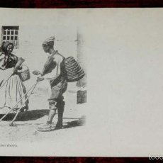 Postales: VALENCIA, EL ESCOBERO, FOT. LAURENT, SERIE B Nº 89, SIN CIRCULAR Y SIN DIVIDIR. Lote 55716746