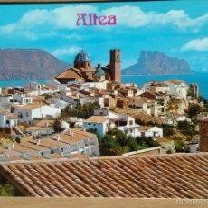 Postales: ALTEA - VISTA PARCIAL. Lote 56197016