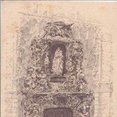 Postales: P- 5137. POSTAL VALENCIA, PORTADA DEL PALACIO DEL MARQUES DE DOS AGUAS. . Lote 56430875