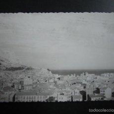 Postales: POSTAL ALICANTE. VISTA PARCIAL Y CASTILLO DE SANTA BÁRBARA. CIRCULADA. . Lote 56501671