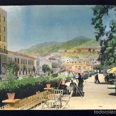 Postales: POSTAL D' ORIOLA: GLORIETA DE GABRIEL MIRO (ED.ARRIBAS 1016). Lote 56514185