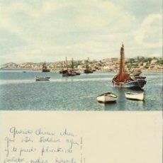 Postales: VILLAJOYOSA. LA VILA JOIOSA ALICANTE. PUERTO. 1960.. Lote 56532086
