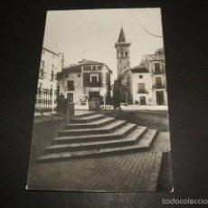 Postales: VILLENA ALICANTE ASPECTO URBANO. Lote 56880522