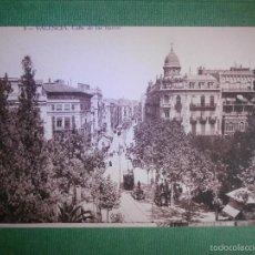 Postales: POSTAL - ESPAÑA - VALENCIA - 3 CALLE DE LAS BARCAS - JOSÉ DURÁ - SIN ESCRIBIR . Lote 57142572