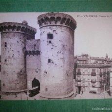 Postales: POSTAL - ESPAÑA - VALENCIA - 17 - TORRES DE CUARTE - JOSÉ DURÁ - SIN ESCRIBIR . Lote 57142582