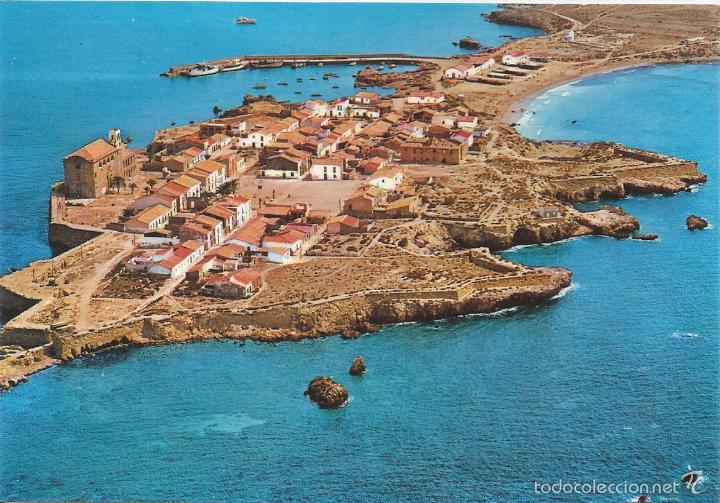 Isla de tabarca alicante vista a rea ed be comprar - Alojamiento en isla de tabarca ...
