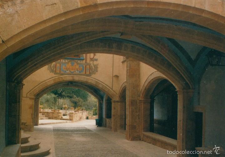 POSTAL SANTUARI VERGE FONT DE LA SALUT, TRAIGUERA, CASTELLON - EDI. AFAR (Postales - España - Comunidad Valenciana Moderna (desde 1940))