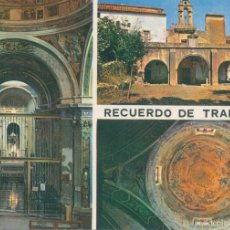 Postales: POSTAL SANTUARI DE LA VERGE FONT DE LA SALUT, TRAIGUERA, CASTELLO. Lote 57262933