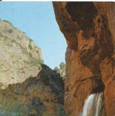 Postales: == A1434 - POSTAL - CHULILLA - VALENCIA - CHARCO AZUL. Lote 57279902