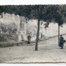 Postales: ONDA, CASTELLÓN, POSTAL FOTOGRÁFICA, ERMITORIO DEL SALVADOR, FUENTE DE LA SAMARITANA. Lote 57455443
