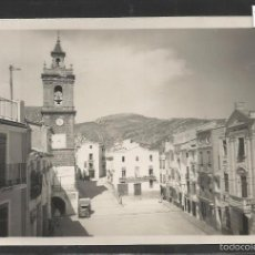 Postales: LUCENA DEL CID - 3 - PLAZA DE ESPAÑA - ED. COMAS ALDEA-FOTOGRAFICA - VER REVERSO - (43.909). Lote 57755003