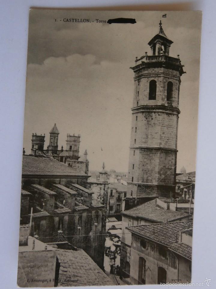ANTIGUA POSTAL - EL FADRI - CASTELLON (Postales - España - Comunidad Valenciana Antigua (hasta 1939))
