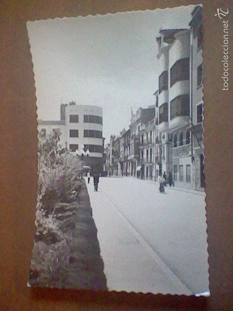 GENERALISIMO FRANCO BURRIANA ED DARVI Nº6 S/C (Postales - España - Comunidad Valenciana Moderna (desde 1940))