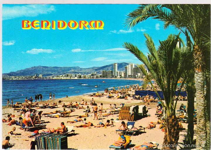 ALICANTE BENIDORM (Postales - España - Comunidad Valenciana Moderna (desde 1940))