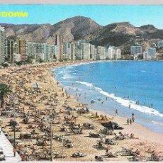 Postales: ALICANTE BENIDORM . Lote 57819512