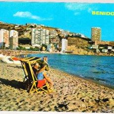 Postales: ALICANTE BENIDORM . Lote 57819521