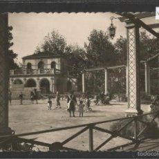 Postales: CASTELLON DE LA PLANA - 30 -PERGOLA DEL PARQUE - GARCIA GARRABELLA - VER REVERSO -(43.971). Lote 57956992