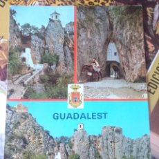 Postales: ANTIGUA POSTAL DE GUADALEST. Lote 143239202