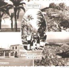Postales: POSTAL DE ALICANTE 1954 25/083. Lote 58284337