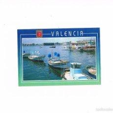 Postales: POSTAL ANTIGUA VALENCIA SIN CIRCULAR PUERTO. Lote 58624539