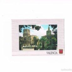 Postales: POSTAL ANTIGUA VALENCIA SIN CIRCULAR PLAZA DE LA VIRGEN. Lote 58624558