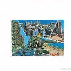 Postales: POSTAL ANTIGUA VALENCIA SIN CIRCULAR CULLERA CIUDAD Y PLAYA. Lote 58624755