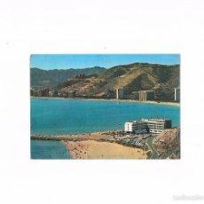 Postales: POSTAL ANTIGUA VALENCIA SIN CIRCULAR CULLERA HOTEL SICANIA Y RACO. Lote 58624904
