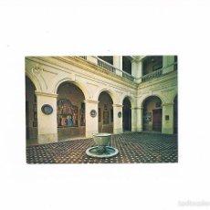 Postales: POSTAL ANTIGUA VALENCIA SIN CIRCULAR MANISES PATIO INTERIOR ESCUELA DE CERAMICA. Lote 58625261