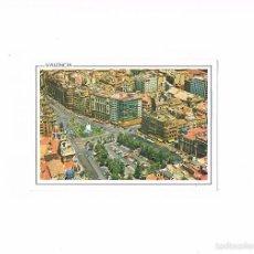 Postales: POSTAL ANTIGUA VALENCIA SIN CIRCULAR PLAZA DEL CAUDILLO. Lote 58625493