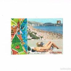 Postales: POSTAL ANTIGUA VALENCIA SIN CIRCULAR CULLERA. Lote 58625515