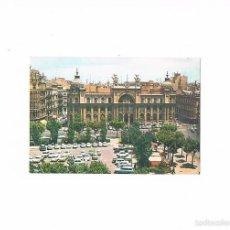 Postales: POSTAL ANTIGUA VALENCIA SIN CIRCULAR PLAZA DEL CAUDILLO PALACIO DE COMUNICACIONES. Lote 58625543