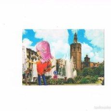 Postales: POSTAL ANTIGUA VALENCIA SIN CIRCULAR PLAZA DE LA REINA. Lote 58626105