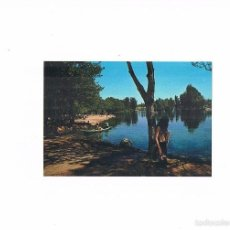 Postales: POSTAL ANTIGUA VALENCIA SIN CIRCULAR ANNA LAGO DE LA ALBUFERA. Lote 58626262