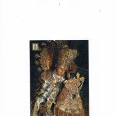 Postales: POSTAL ANTIGUA VALENCIA SIN CIRCULAR NUESTRA SEÑORA DE LOS DESAMPARADOS PATRONA REGION VALENCIANA. Lote 58645967