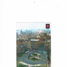 Postales: POSTAL ANTIGUA VALENCIA SIN CIRCULAR PLAZA DE ZARAGOZA. Lote 58646011