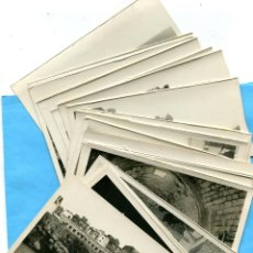 Postales: LOTE 22 POSTALES DE PEÑISCOLA ( 21 PERTENECIERON AL UN ACORDEON DE POST.) -- ( CR-NV16-4 ). Lote 58649322