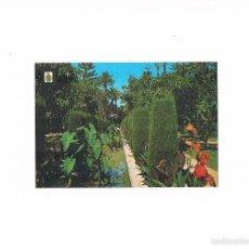 Postales: POSTAL ANTIGUA ALICANTE SIN CIRCULAR ELCHE PARQUE MUNICIPAL. Lote 58652229