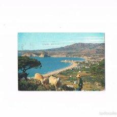 Postales: POSTAL ANTIGUA ALICANTE CIRCULADA BENIDORM. Lote 58652715