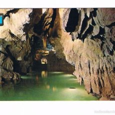 Postales: POSTAL ANTIGUA CASTELLON SIN CIRCULAR VALL DE UXO GRUTA DE SAN JOSE. Lote 58669933