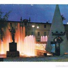 Postales: POSTAL ANTIGUA CASTELLON SIN CIRCULAR PL. FADRELL FUENTE LUMINOSA. Lote 58669960
