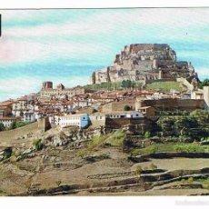 Postales: POSTAL ANTIGUA CASTELLON CIRCULADA MORELLA VISTA GENERAL. Lote 58670070
