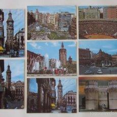 Postales: LOTE DE 8 POSTALES DE VALENCIA. Lote 59001280