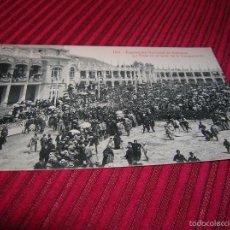 Postales: MUY INTERESANTE POSTAL .EXPOSICIÓN NACIONAL EN VALENCIA.AÑO 1910. Lote 60122887