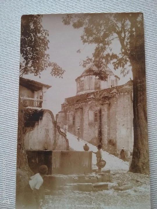 CARCAGENTE. ??? FUENTE DEL CONVENTO. (Postales - España - Comunidad Valenciana Antigua (hasta 1939))