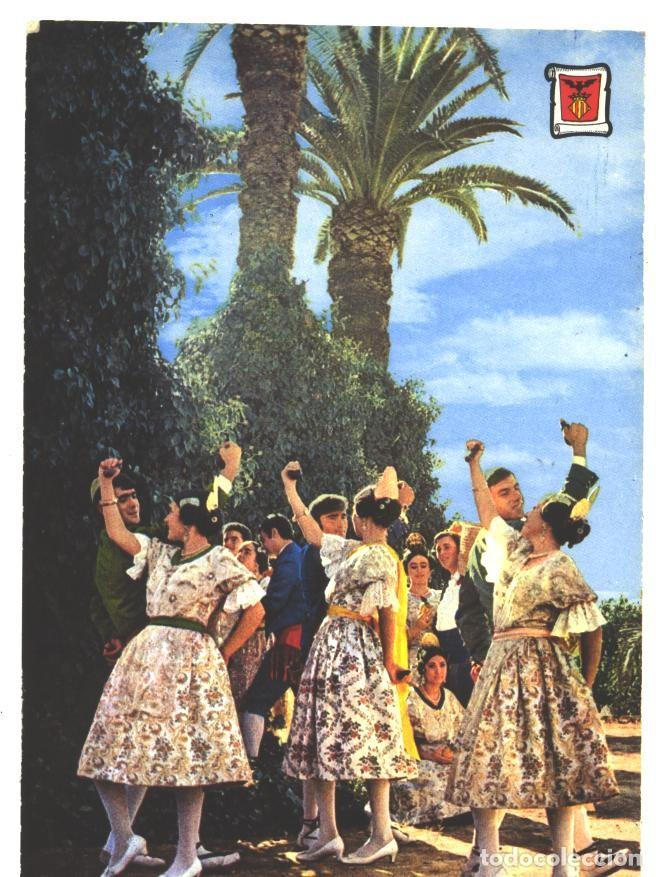 FOLKLORE VALENCIANO (Postales - España - Comunidad Valenciana Antigua (hasta 1939))