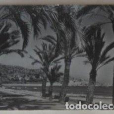 Postales: POSTAL DE BENICASIM - PASEO DE LAS VILLAS. Lote 62163604